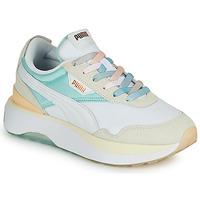 鞋子 女士 球鞋基本款 Puma 彪马 CRUISE RIDER 白色 / 多彩