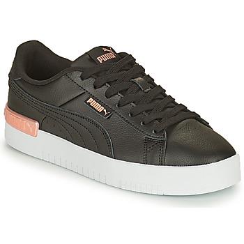 鞋子 女士 球鞋基本款 Puma 彪马 JADA 黑色 / 金色