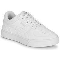 鞋子 儿童 球鞋基本款 Puma 彪马 CAVEN JR 白色
