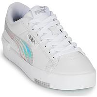 鞋子 女孩 球鞋基本款 Puma 彪马 JADA RAINBOW JR 白色 / 多彩