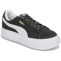 鞋子 女士 球鞋基本款 Puma 彪马 MAYU 黑色 / 白色
