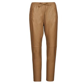 衣服 女士 多口袋裤子 Oakwood GIFT 驼色