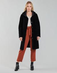 衣服 女士 大衣 Oakwood ANGELIQUE 黑色