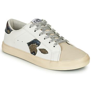 鞋子 女士 球鞋基本款 Le Temps des Cerises AUSTIN 白色