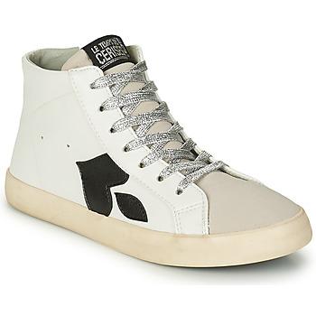 鞋子 女士 高帮鞋 Le Temps des Cerises AUSTIN 白色