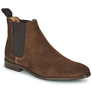 鞋子 男士 短筒靴 Paul Smith GERLAD 棕色