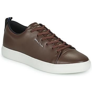 鞋子 男士 球鞋基本款 Paul Smith LEE 棕色