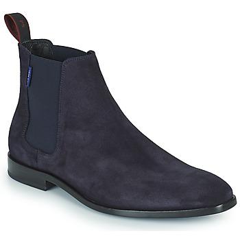 鞋子 男士 短筒靴 Paul Smith GERLAD 蓝色