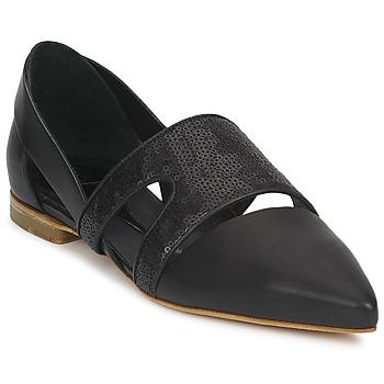 鞋子 女士 平底鞋 McQ Alexander McQueen 318321 黑色