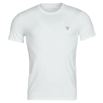 衣服 男士 短袖体恤 Guess CN SS CORE TEE 白色