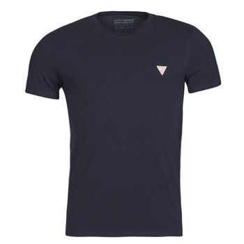 衣服 男士 短袖体恤 Guess CN SS CORE TEE 海蓝色