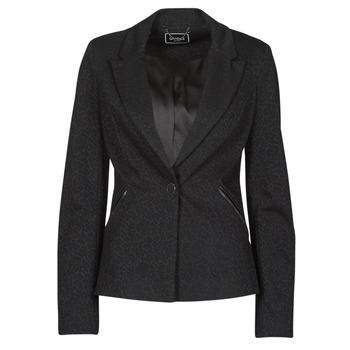 衣服 女士 外套/薄款西服 Guess SPERANZA BLAZER 黑色