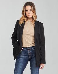 衣服 女士 外套/薄款西服 Guess AIDA JACKET 黑色