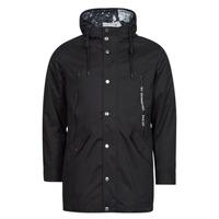 衣服 男士 棉衣 Guess COMMUTER DOUBLE JKT 黑色