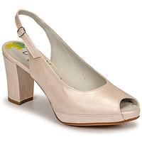 鞋子 女士 高跟鞋 Dorking MODALIA 米色