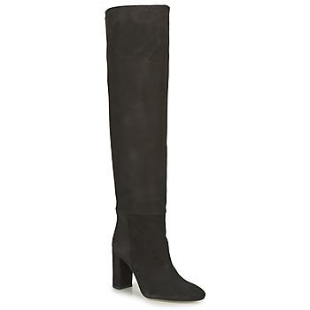鞋子 女士 都市靴 Jonak CANVA 黑色