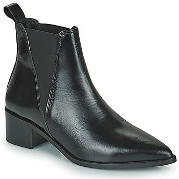 鞋子 女士 短筒靴 Jonak ANOKI 黑色