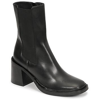 鞋子 女士 短靴 Jonak DANUBE 黑色
