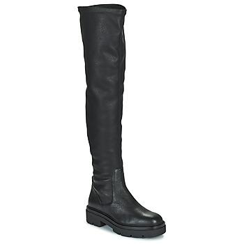 鞋子 女士 都市靴 Jonak POMONE 黑色