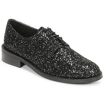 鞋子 女士 德比 Jonak DOI 黑色