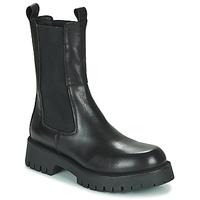 鞋子 女士 短筒靴 Jonak RIDLE 黑色