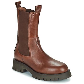 鞋子 女士 短筒靴 Jonak RIDLE 棕色