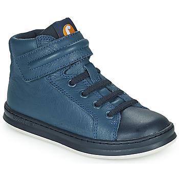鞋子 儿童 高帮鞋 Camper 看步 RUNNER 蓝色