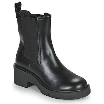 鞋子 女士 短筒靴 Camper 看步 MILAH 黑色