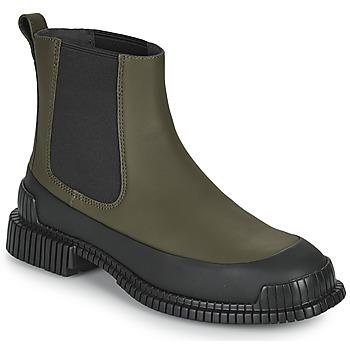 鞋子 女士 短筒靴 Camper 看步 PIX 卡其色 / 黑色