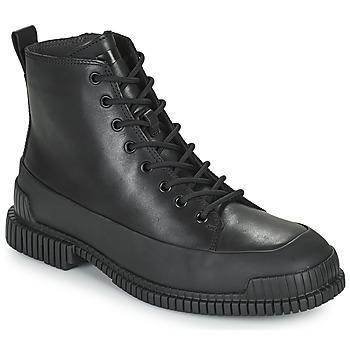 鞋子 男士 短筒靴 Camper 看步 PIX 黑色