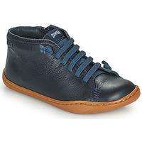 鞋子 儿童 德比 Camper 看步 PEU CAMI 蓝色