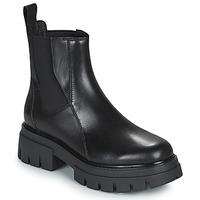 鞋子 女士 短筒靴 Ash 艾熙 LINKS 黑色