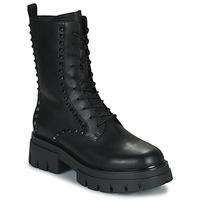 鞋子 女士 短筒靴 Ash 艾熙 LIAM 黑色