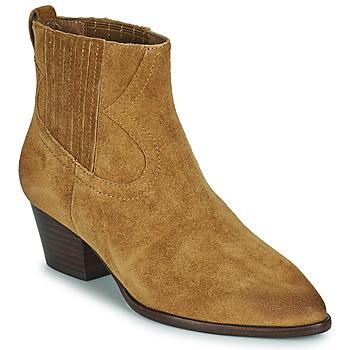 鞋子 女士 短靴 Ash 艾熙 HARPER 棕色