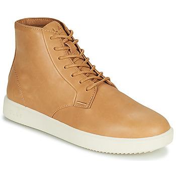 鞋子 男士 高帮鞋 Claé GIBSON 棕色