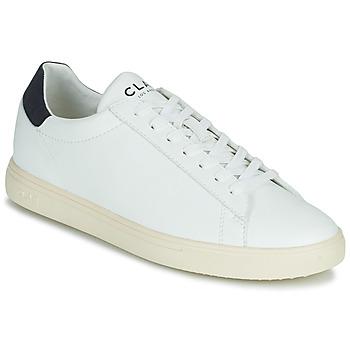 鞋子 球鞋基本款 Claé BRADLEY VEGAN 白色 / 蓝色