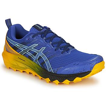 鞋子 男士 跑鞋 Asics 亚瑟士 GEL-Trabuco 9 蓝色 / 黄色