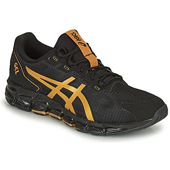 鞋子 男士 球鞋基本款 Asics 亚瑟士 GEL-QUANTUM 360 6 黑色 / 金色