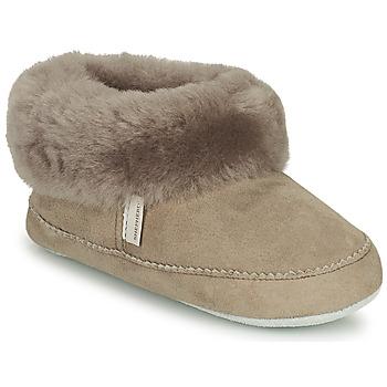 鞋子 女孩 拖鞋 Shepherd PITEA 灰色