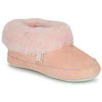 鞋子 女孩 拖鞋 Shepherd PITEA 玫瑰色