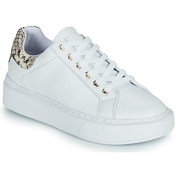鞋子 女士 球鞋基本款 Guess HAIZLY 白色