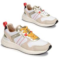 鞋子 女士 球鞋基本款 Tommy Hilfiger METALLIC CASUAL RETRO RUNNER 白色