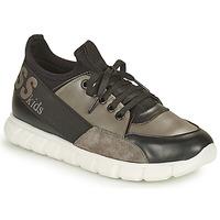 鞋子 男孩 球鞋基本款 Guess BRODY 黑色