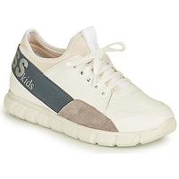 鞋子 男孩 球鞋基本款 Guess BRODY 白色