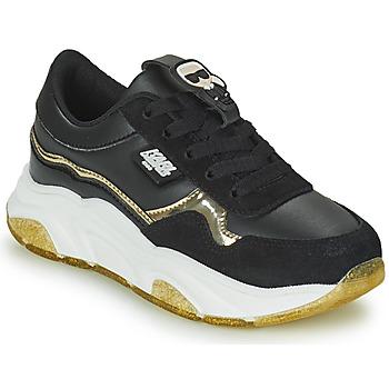 鞋子 女孩 球鞋基本款 KARL LAGERFELD KALIMA 黑色 / 金色