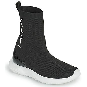 鞋子 女孩 高帮鞋 KARL LAGERFELD HEROS 黑色