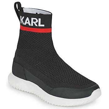 鞋子 男孩 高帮鞋 KARL LAGERFELD PELINDRA 黑色