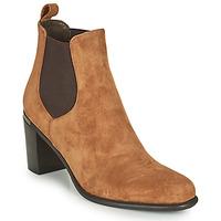 鞋子 女士 都市靴 Adige FANY V11 VELOURS HAVANE 棕色