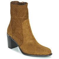 鞋子 女士 都市靴 Adige FARA V2 ECAILLE NOIX 棕色