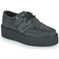 鞋子 德比 TUK VIVA HIGH CREEPER 灰色